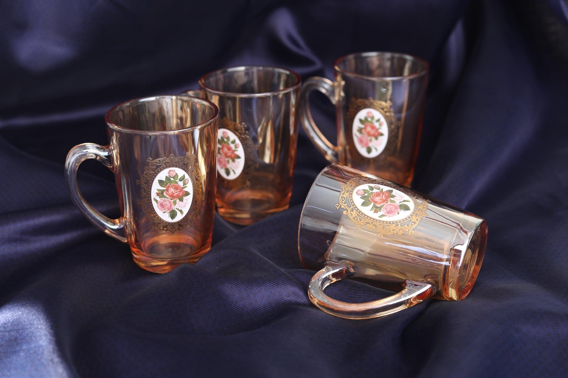 Viola Classic Irish Coffee Mug