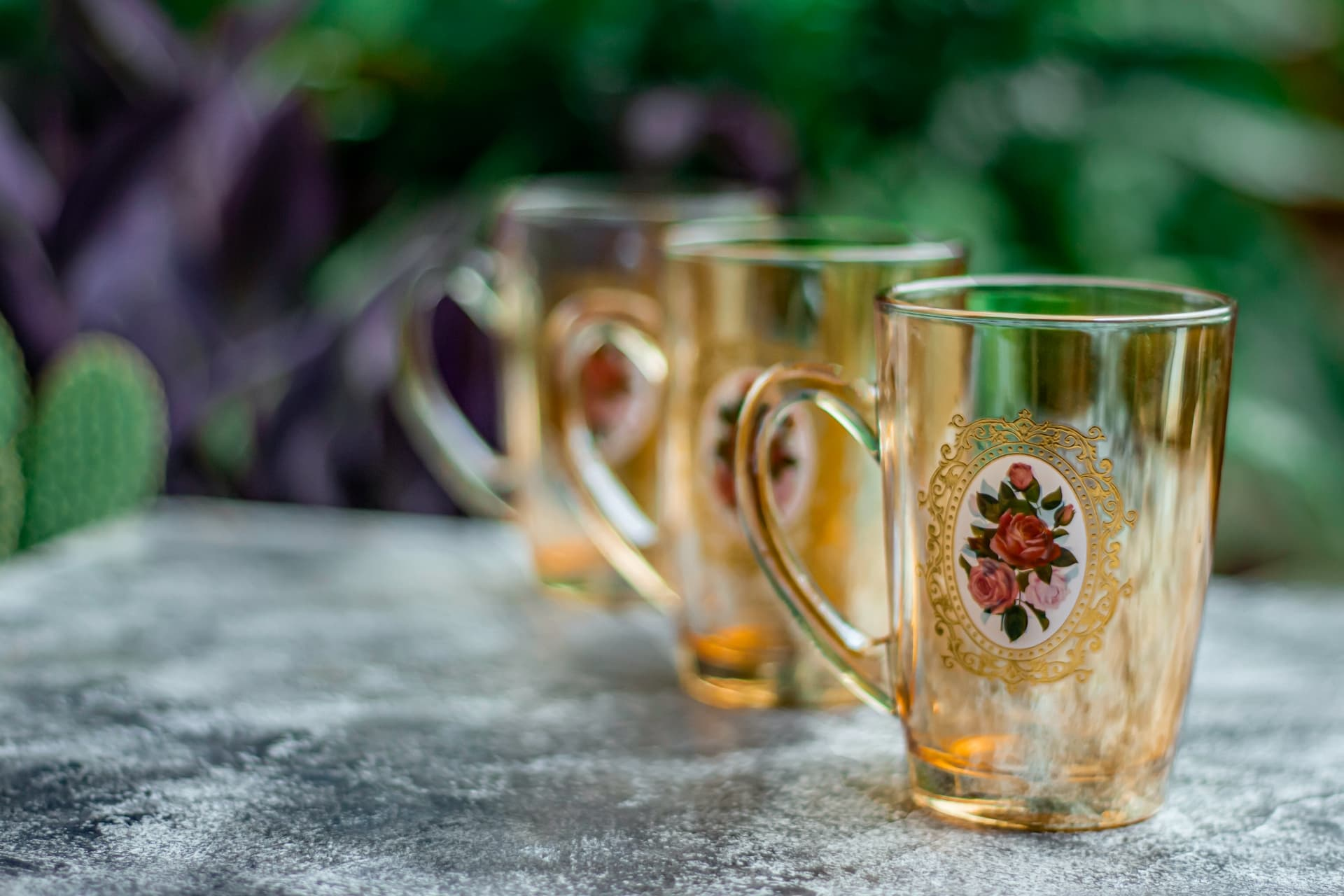 Viola Classic Irish Coffee Mug