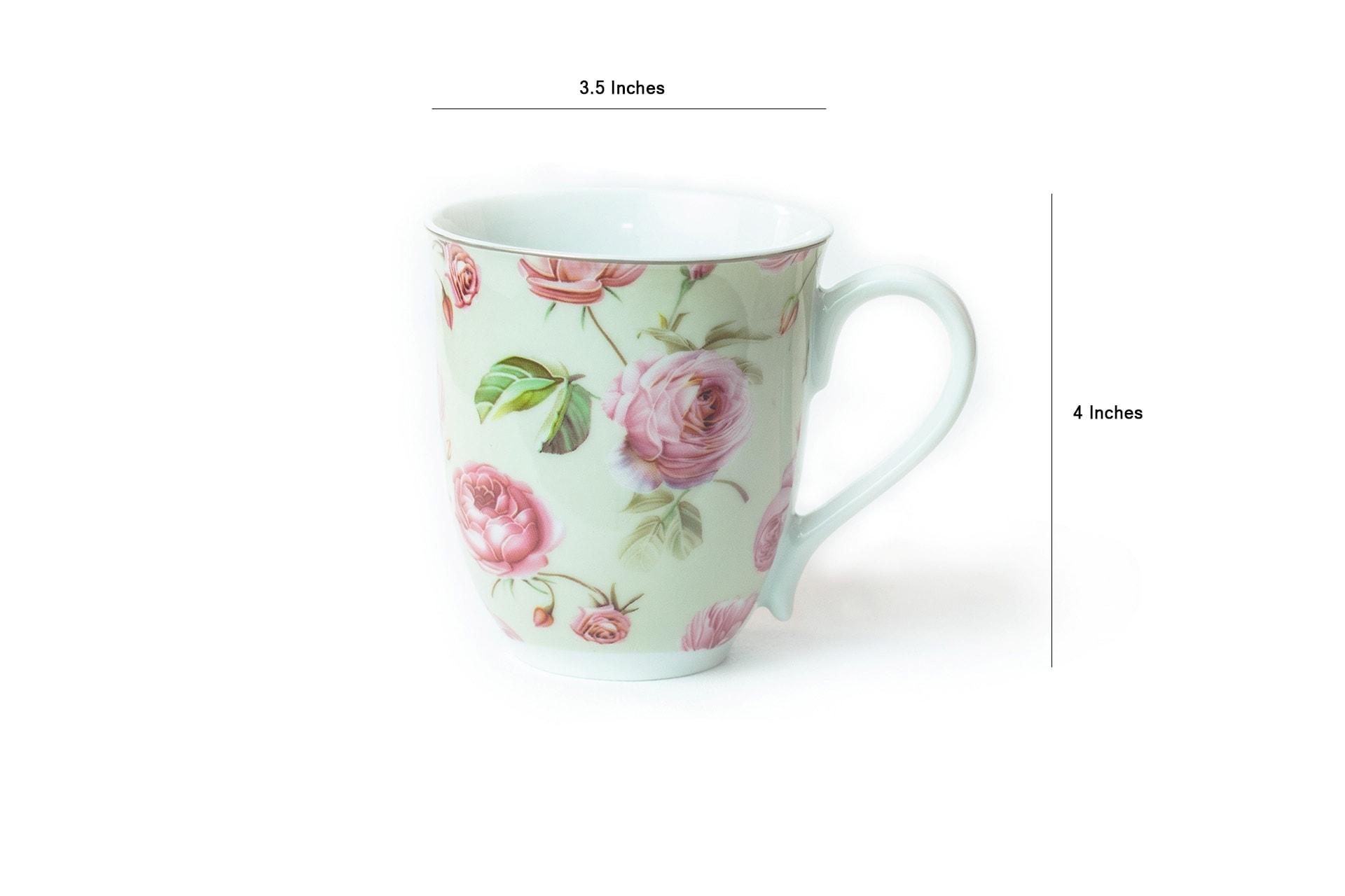 Viola Flamboyant Mug