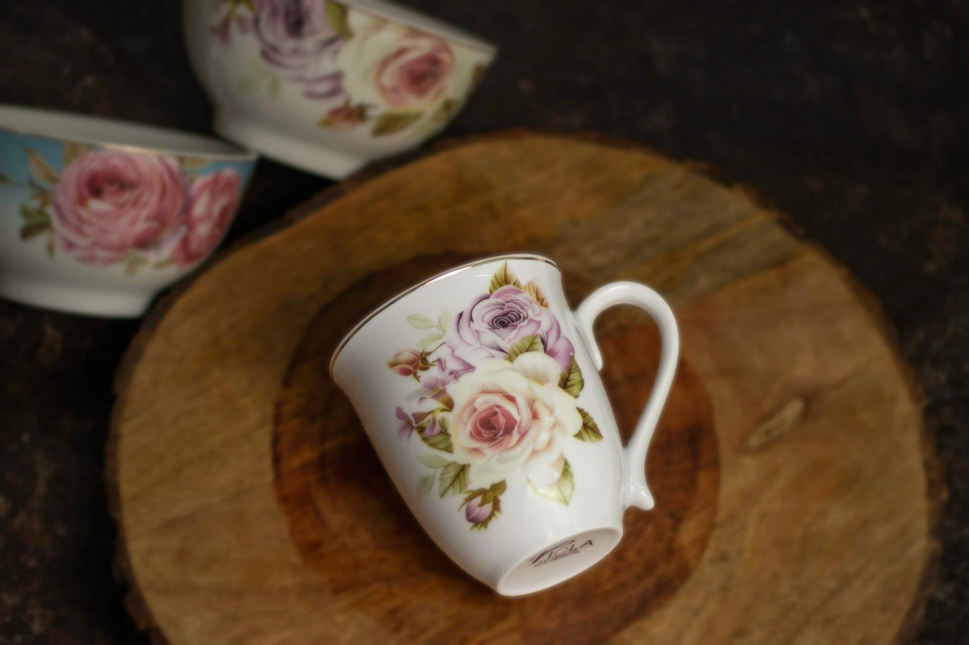 Viola Floret Mug