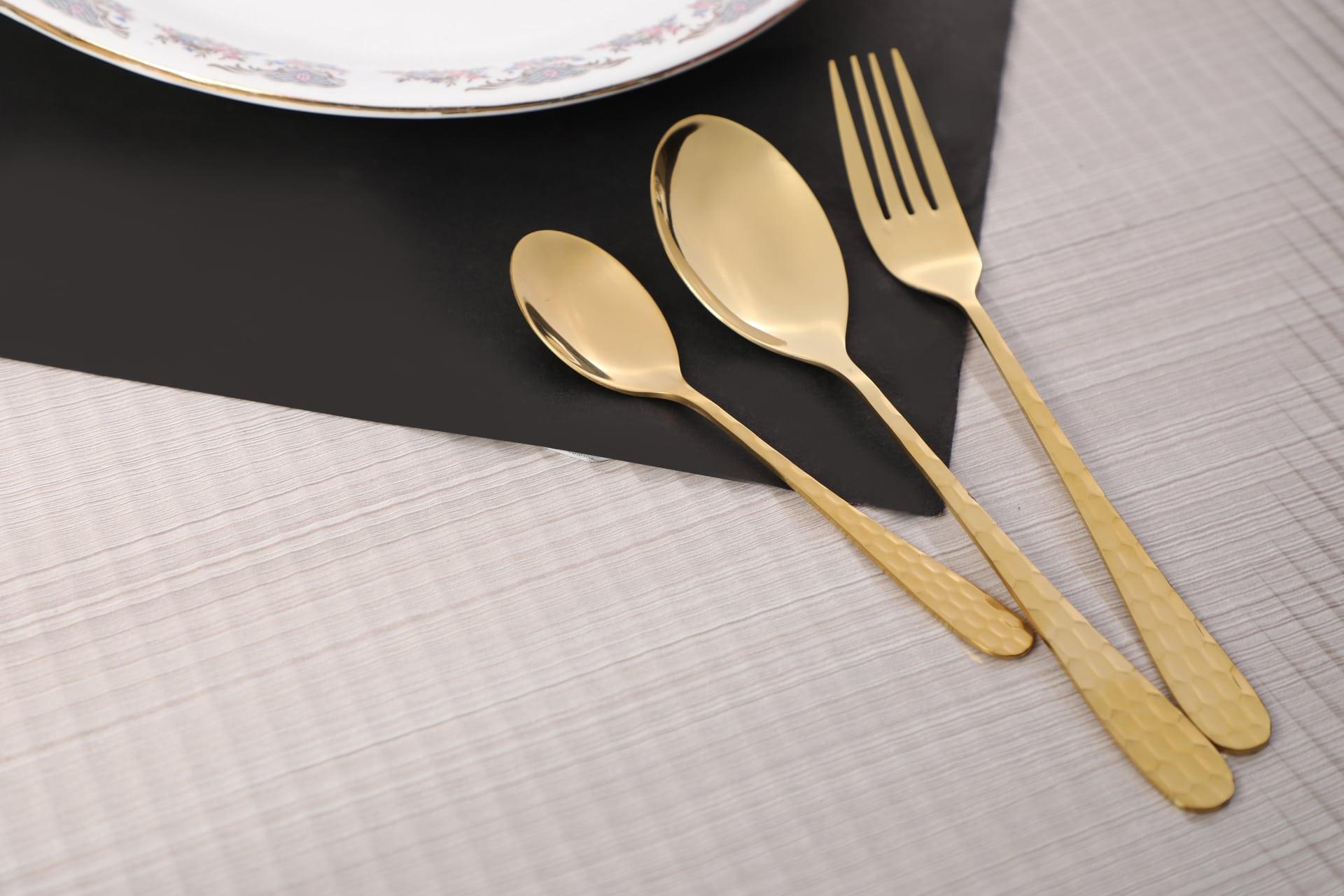 Viola Vintage Cutlery Set
