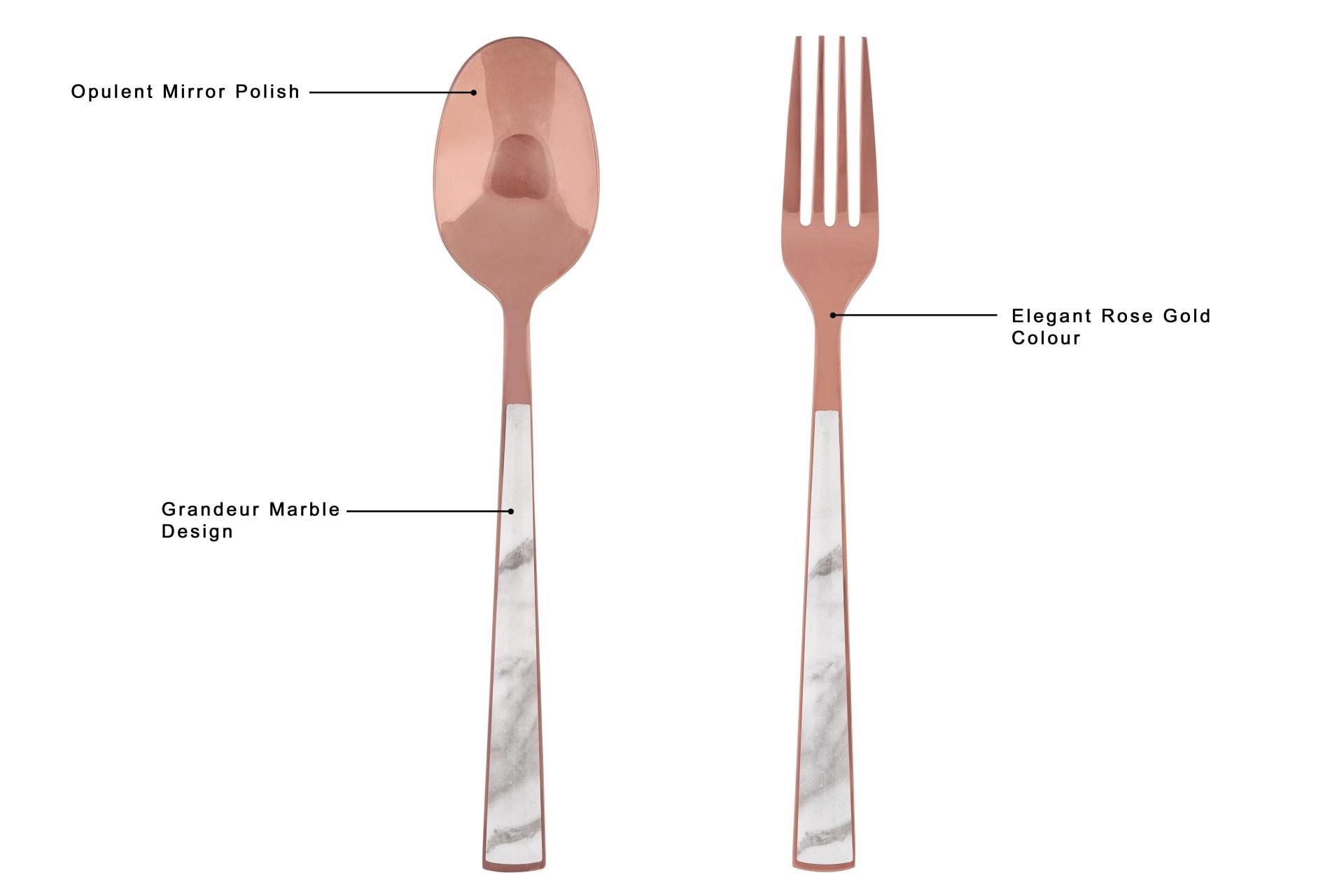 Viola Relic Cutlery Set