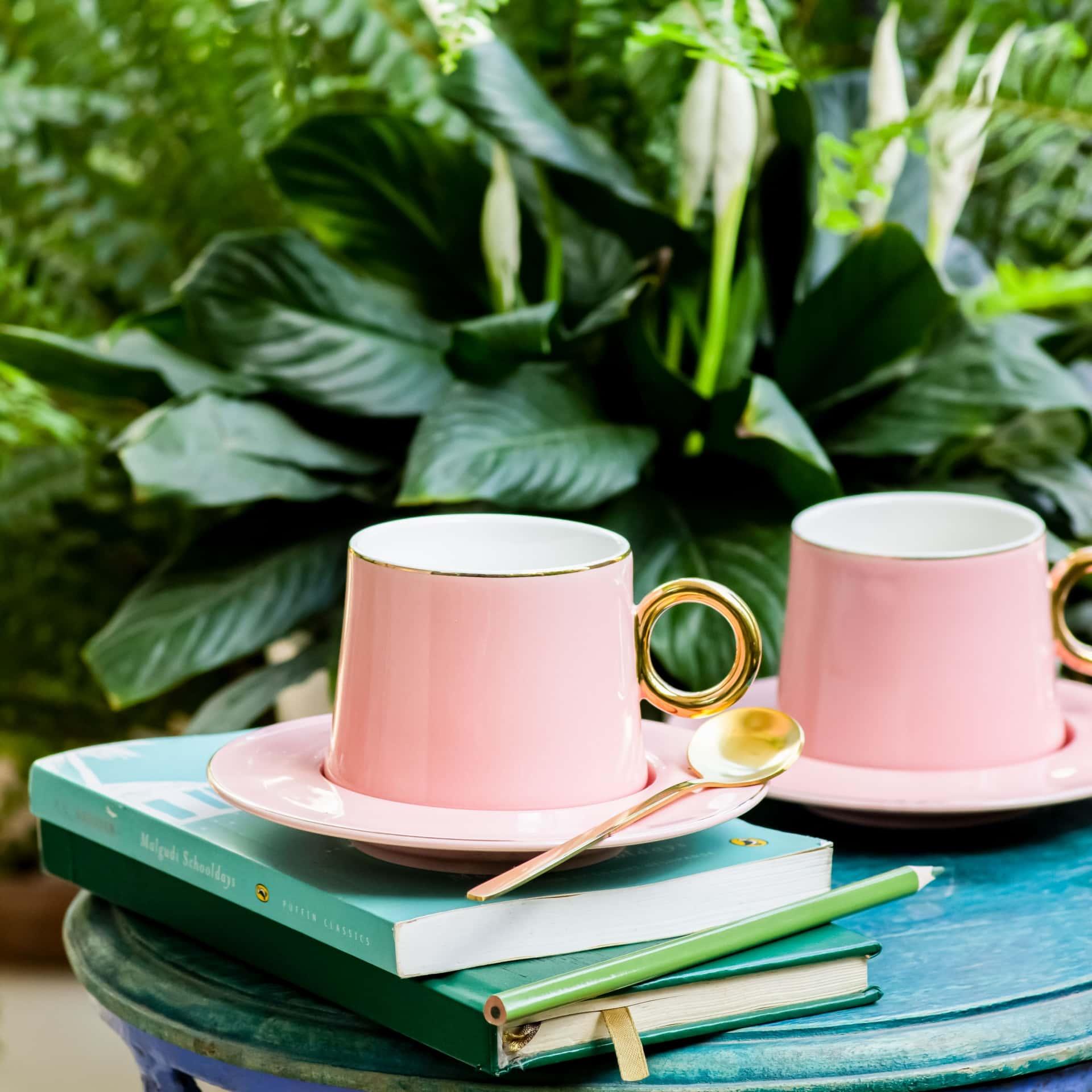 Viola Nordic Bliss Tea/Coffee Mug Set