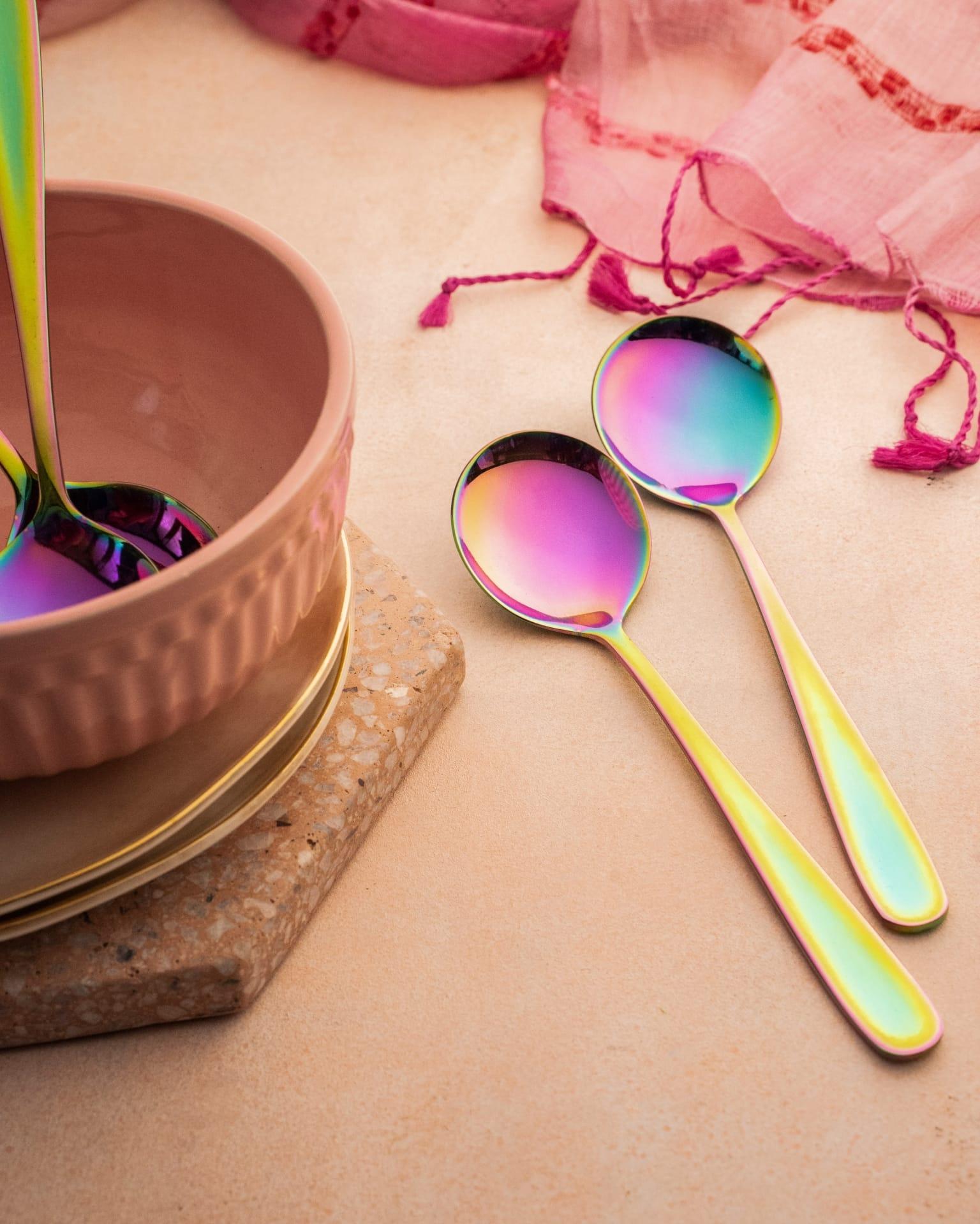 Viola Sassy Rounded Spoon