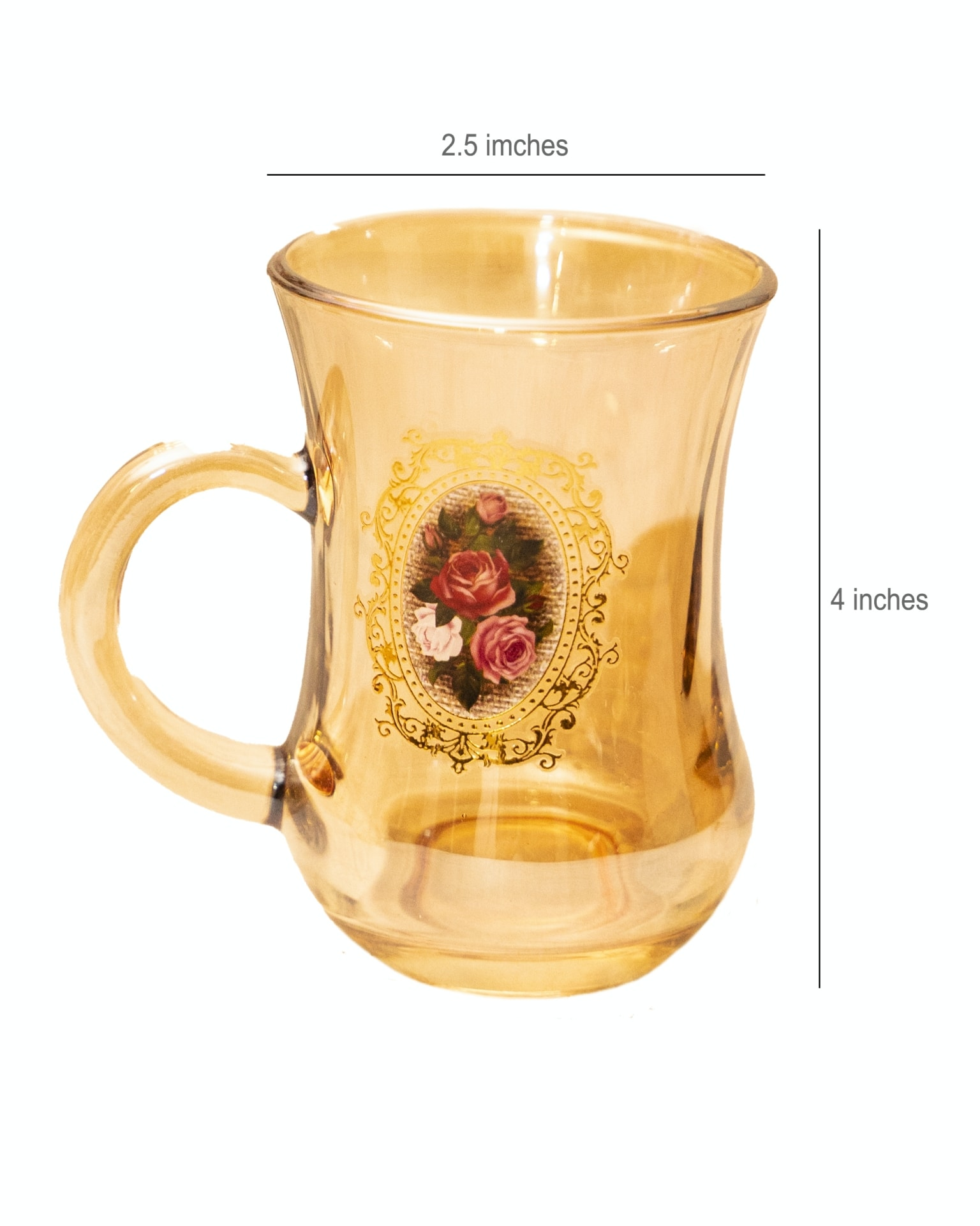 Viola Classic Melrose Irish Tea Mug