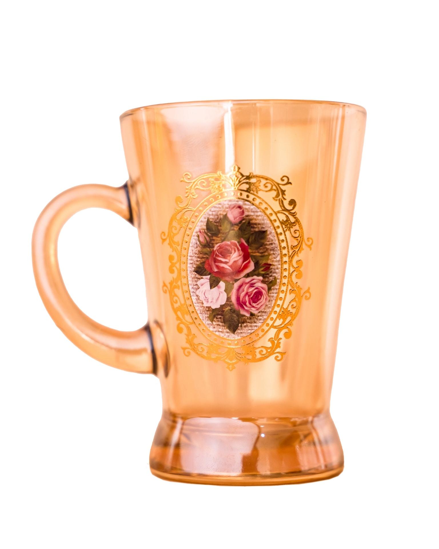 Viola Melrose Irish Coffee Mug